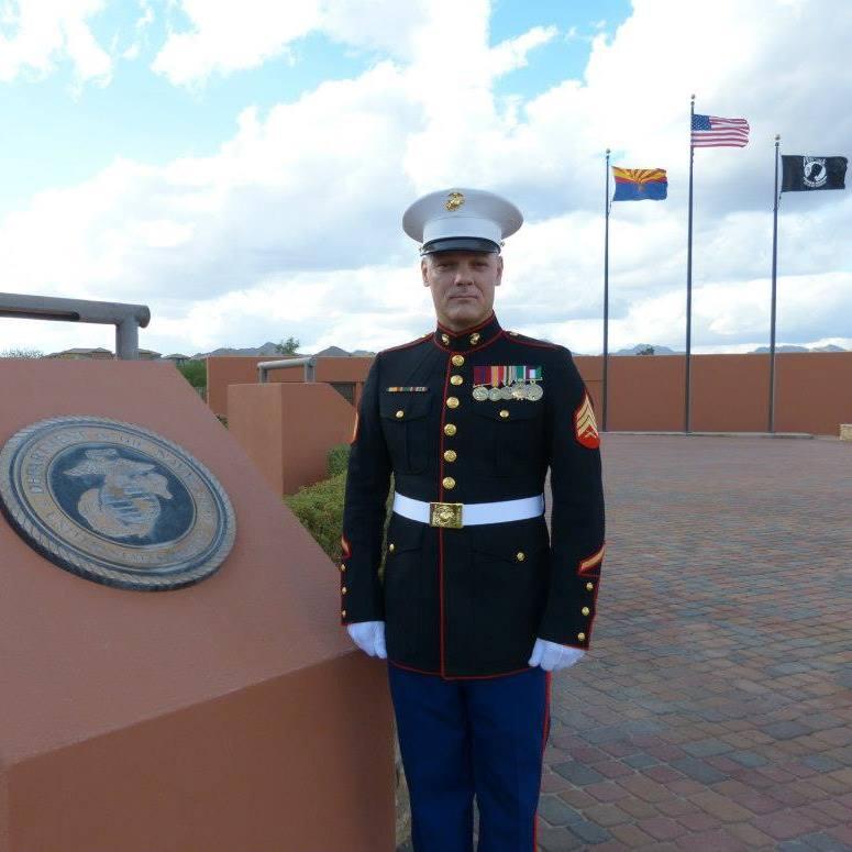 United States Marine Corps Veteran