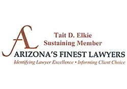 Arizona's Finest Lawyers Sustaining Member