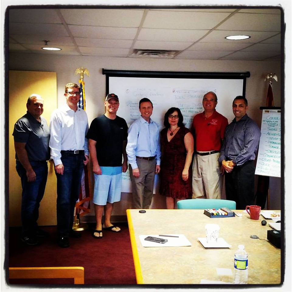 October strategic planning meeting