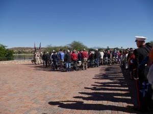 Veterans Day 2015 ceremony