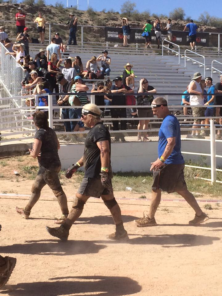 2016 Arizona Spartan Sprint 2