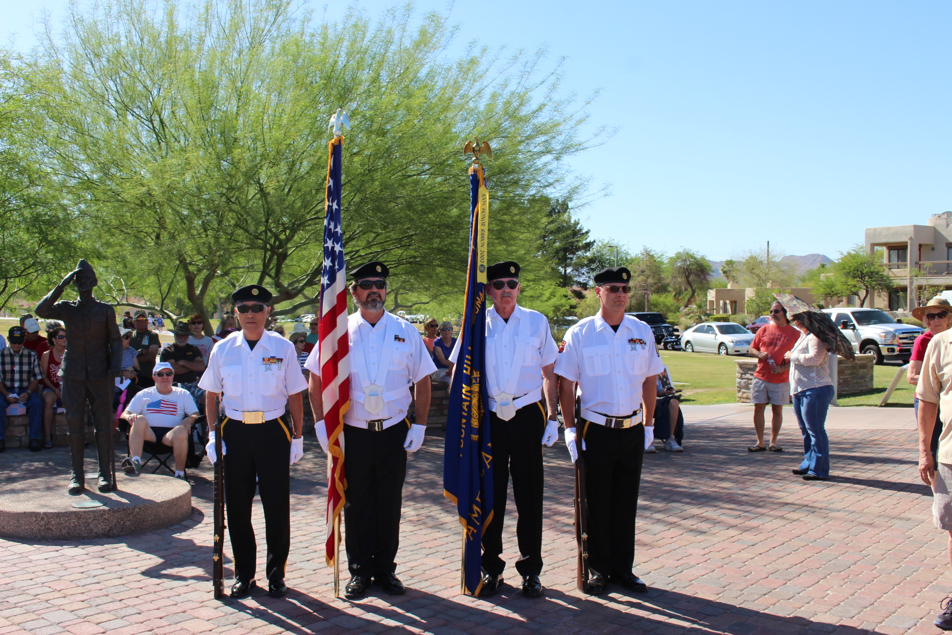 Fountain Hills Memorial Day Ceremony