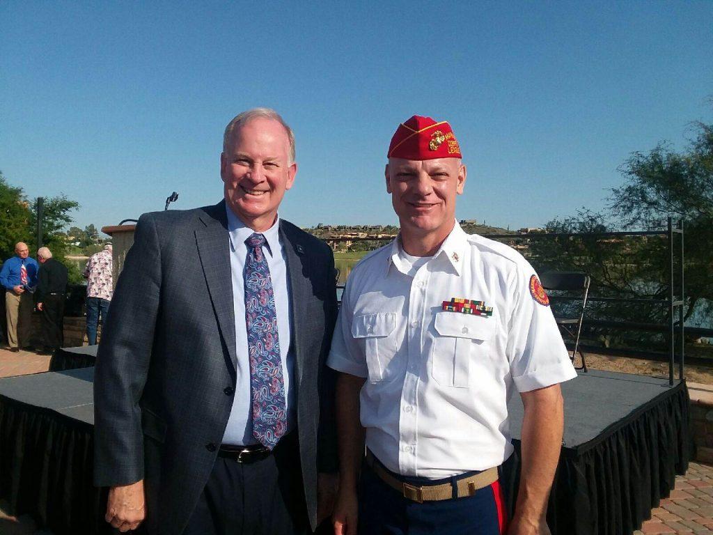 Veterans Day Ceremony 2018